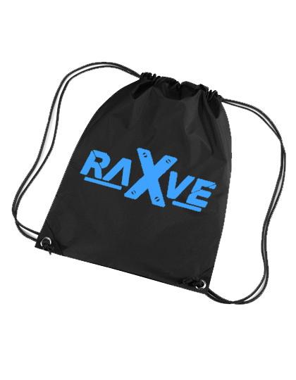 Turnbeutel von RAVE X  in verschiedenen Farbkombinationen