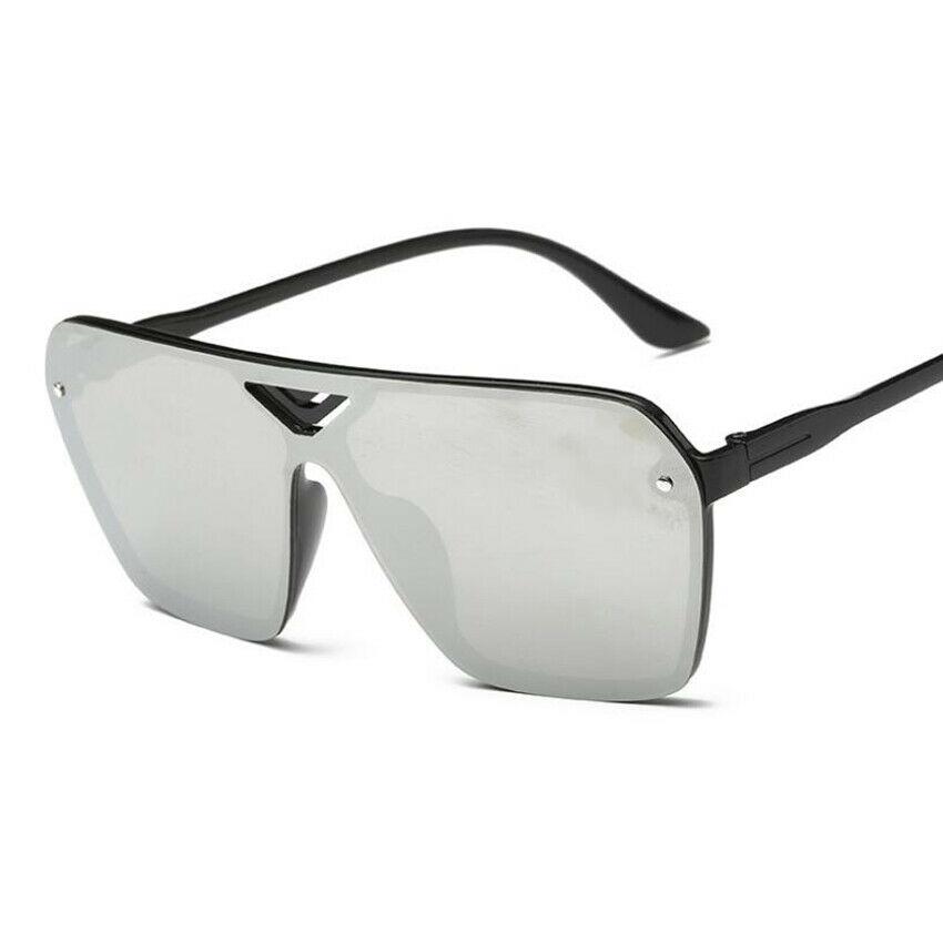 """Sonnenbrille von HYPER X Model """"STAR"""" in Silber"""