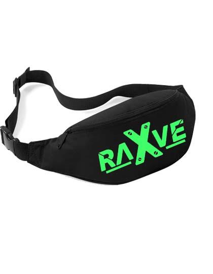 """Schulter-Bauchtasche von RAVE X Model """"  RAVE X 2k21"""" in verschiedenen Farbkombinationen Rave Wear Style"""