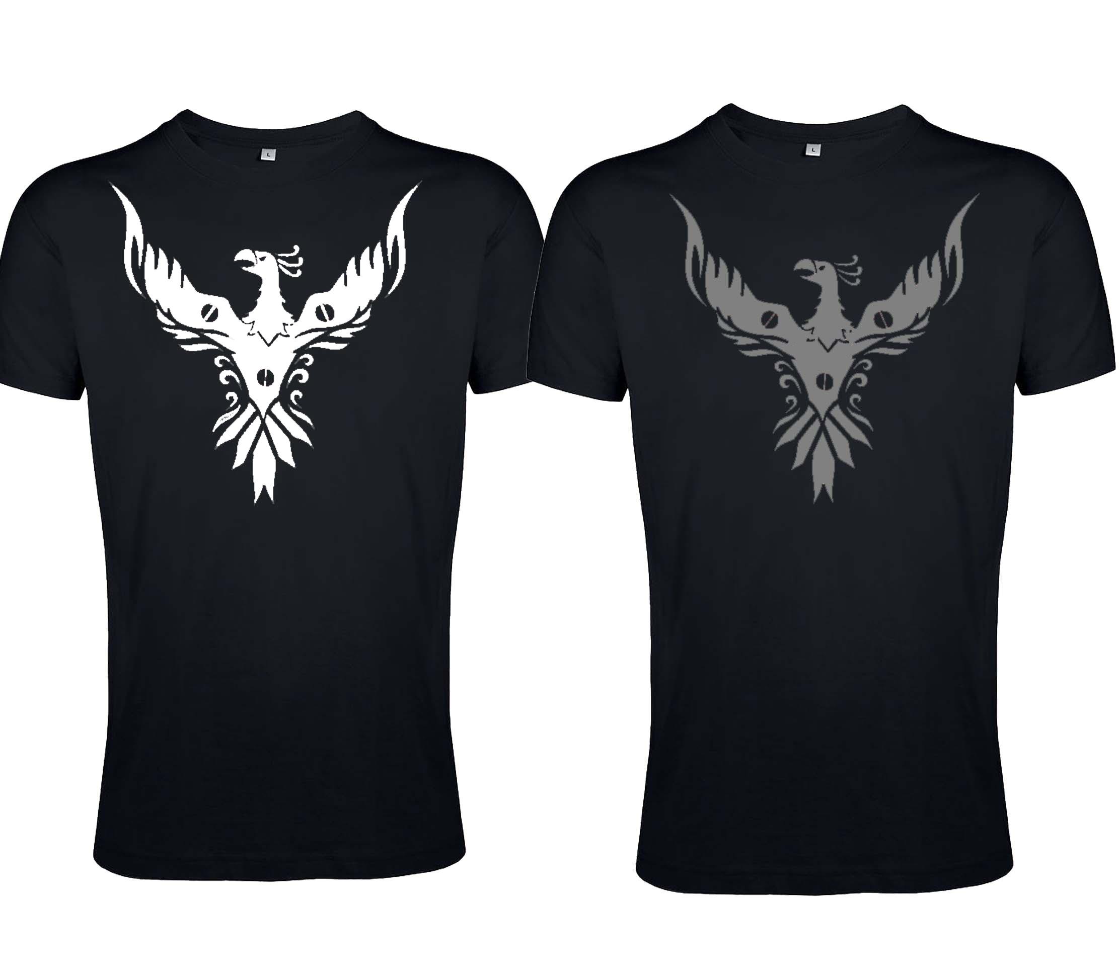 "T-Shirt von SONIC X Model "" Tekno Animals Phönix"""