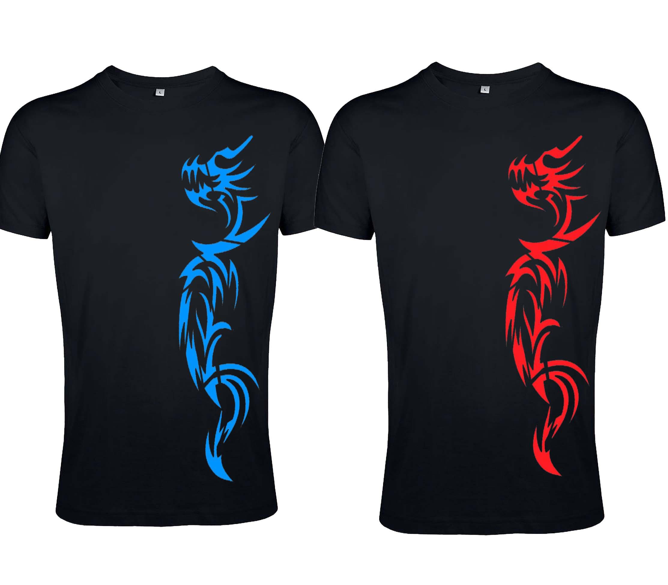 "T-Shirt von SONIC X Model "" DRAGON"""