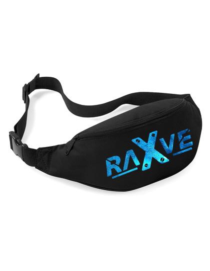 """Schulter-Bauchtasche von RAVE X Model """" RAVE 2k21"""" in verschiedenen Farbkombinationen  im Rave Wear  und Techno WearStyle"""