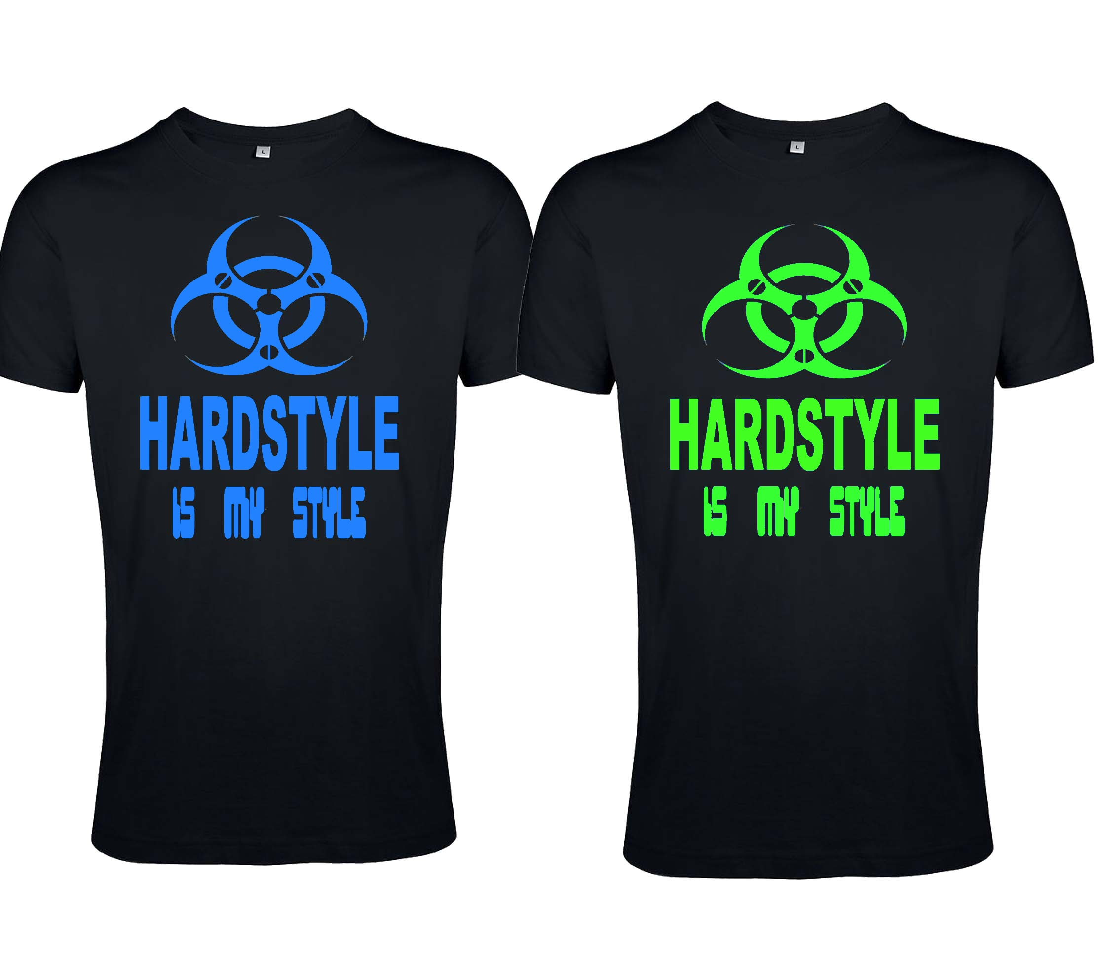 "T-Shirt von SONIC X Model "" Hardstyle IS my STYLE"