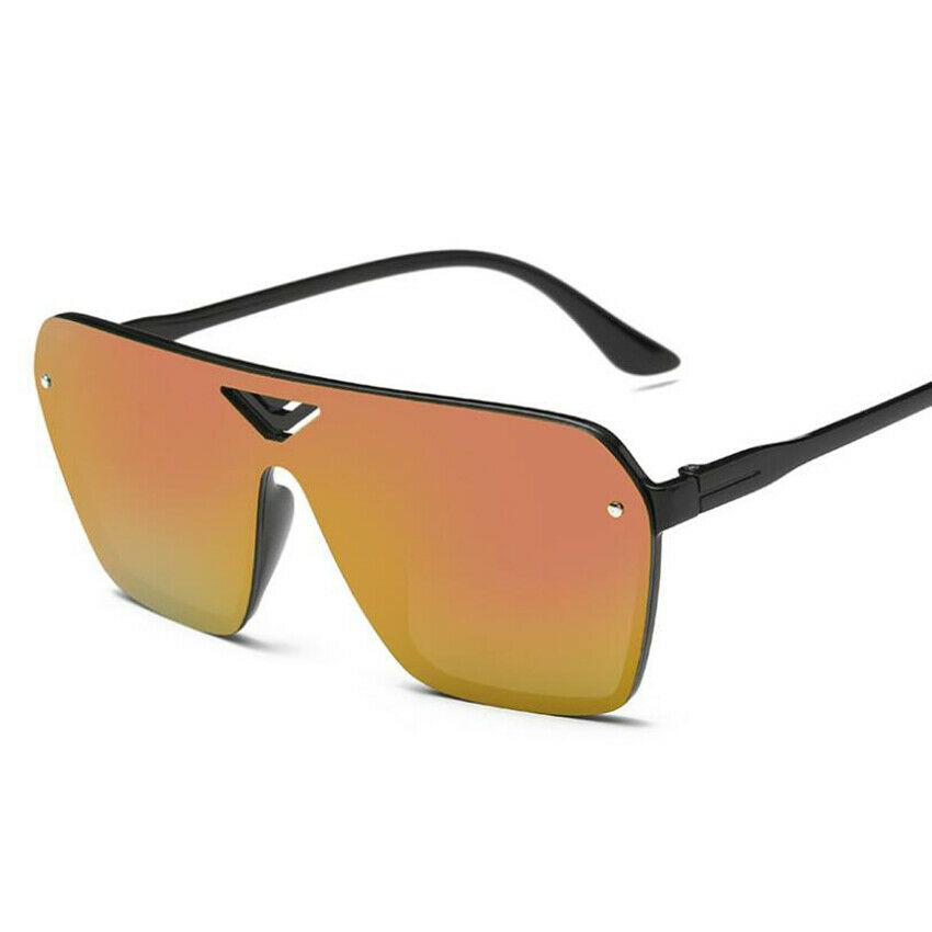 """Sonnenbrille von HYPER X Model """"STAR"""" in Orange"""