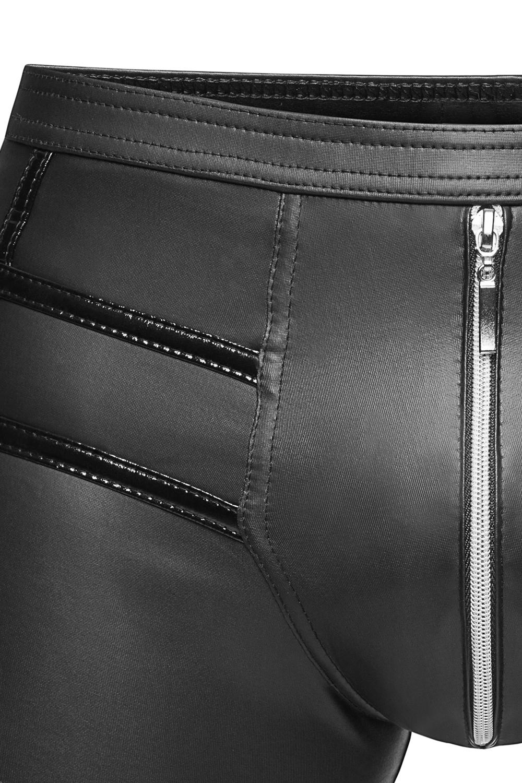 Schwarze Short H006 L von Noir Handmade Gay Wear